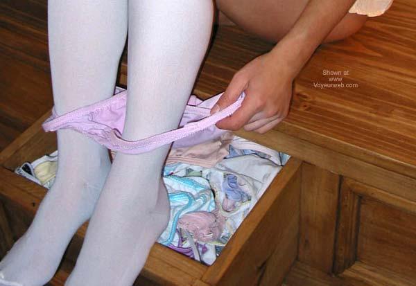 Pic #1 Panty Drawer Peeks