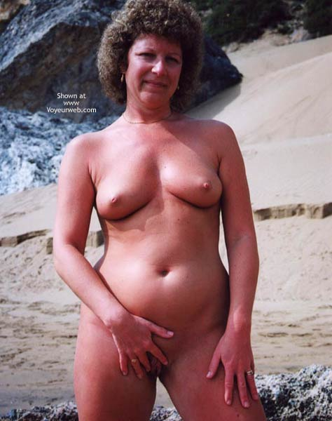 Pic #2 - Connie On Holiday And Flashing
