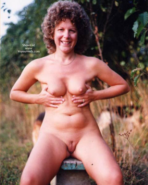Pic #4 - Connie On Holiday And Flashing