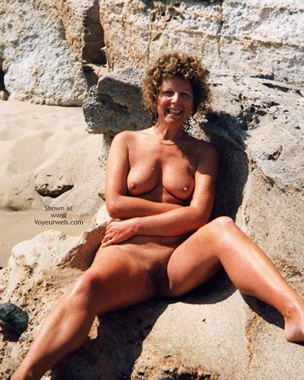 Pic #5 - Connie On Holiday And Flashing