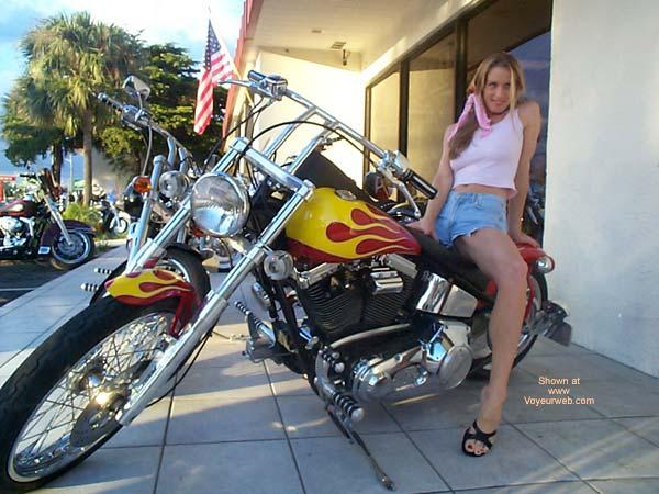 Pic #3 - SugarandSpike's Harley Pics