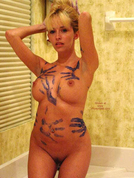 Pic #2 - Summergirl Finger Painting