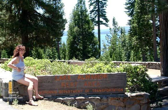 Pic #9 - Misti Near Lake Almanor, California