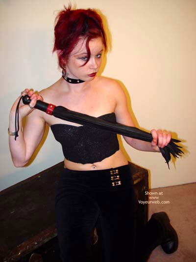 Pic #2 - Teen Goth Chick 3