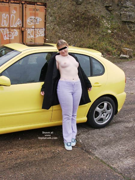 Pic #5 - Nettes Auto, Oder? Nice Car, Or?