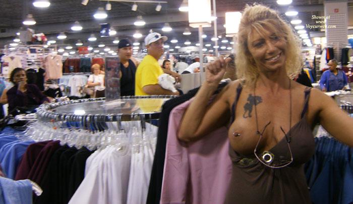 Pic #1 Tabbylee Nipple Slip