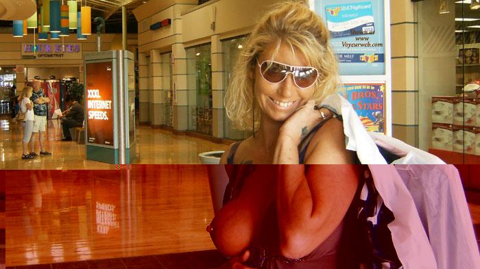 Pic #3 Tabbylee Nipple Slip