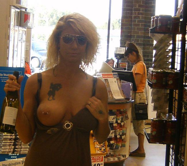 Pic #6 Tabbylee Nipple Slip