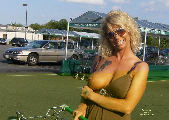 Pic #7 Tabbylee Nipple Slip