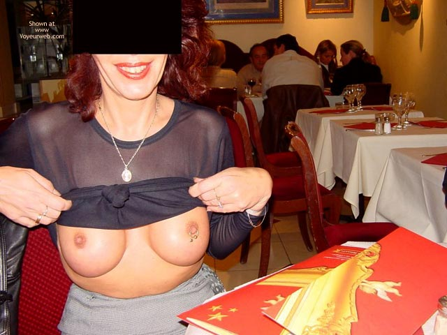 Pic #2 - Monique in Paris, France 3, Flashing And Shopping