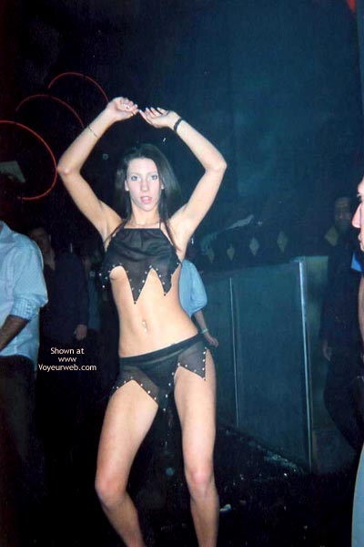 Pic #2 - Out Dancing