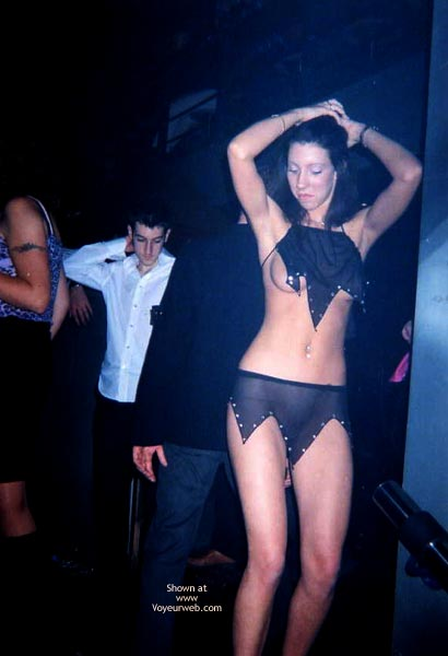 Pic #7 - Out Dancing