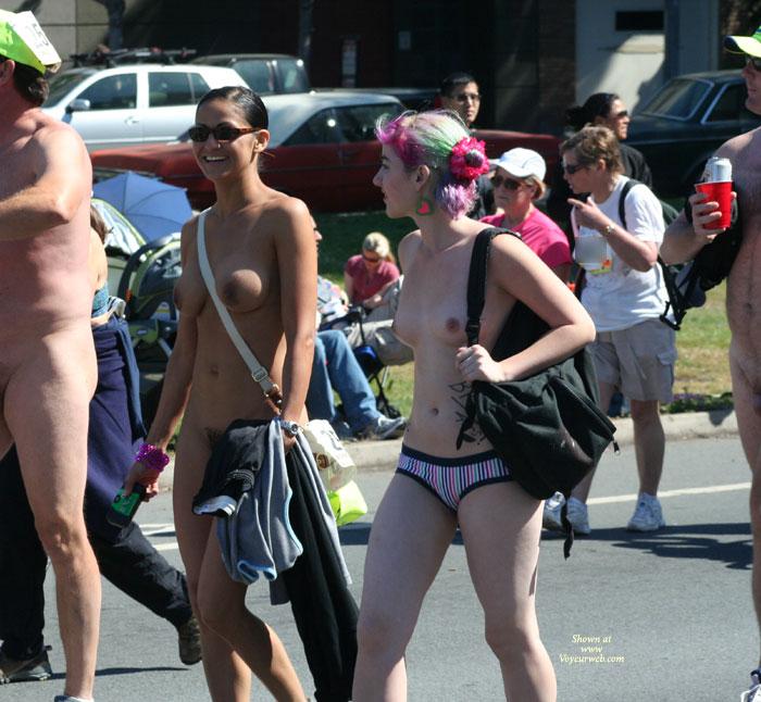 Real world challenge nude