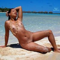 Asian Girl Naked On Tropical Beach - Naked Girl, Nude Amateur