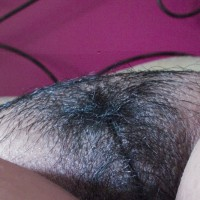 Black Pussy Hair - Black Hair, Hairy Bush, Trimmed Pussy