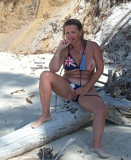 Pic #3 - Wet and Wild at Fraser Island