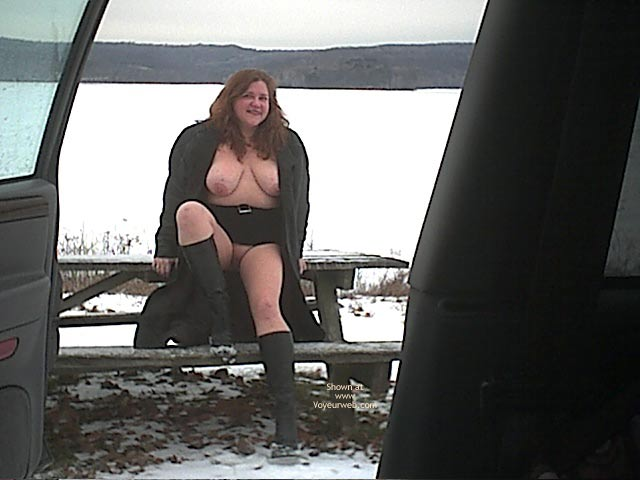 Pic #2 - Hot in The Cold