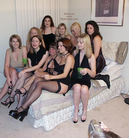 Pic #1 - Wild Wives On New Years Eve