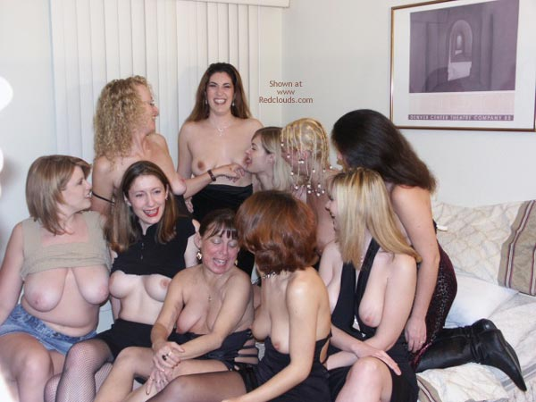 Pic #3 - Wild Wives On New Years Eve
