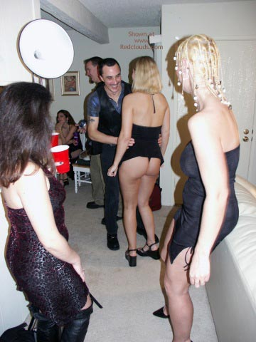 Pic #7 - Wild Wives On New Years Eve