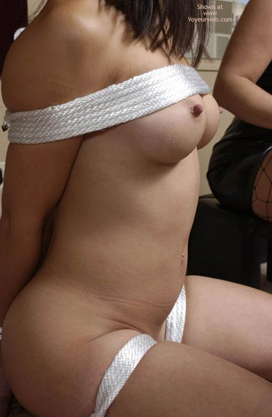 Pic #8 - All Tied Up