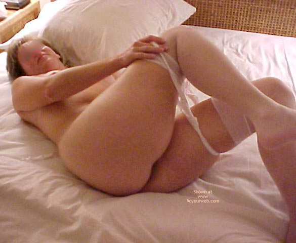 Pic #5 - So Cal Wife in Garters & Lace