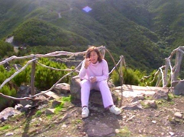 Pic #1 - Honeymoon in Madeira!