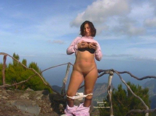 Pic #2 - Honeymoon in Madeira!