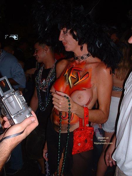 Pic #4 - Fantasy Fest 2002 XII