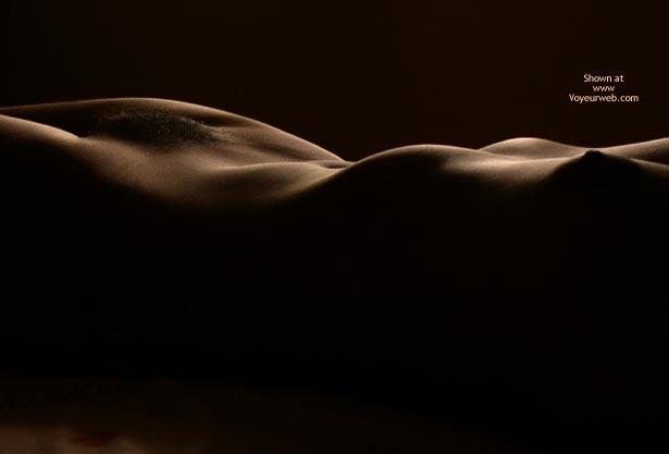 Pic #1 - Dark Shadows , Dark Shadows, Flat Tummy, Pubic Mound, Small Pointy Nipple