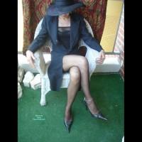 Monica's Black Hat