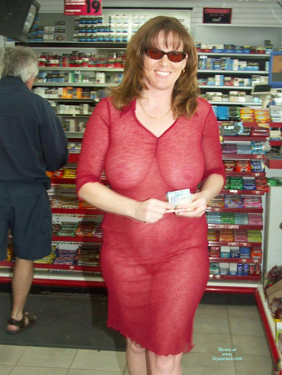 Pic #3 Lisajane Having Fun In Public