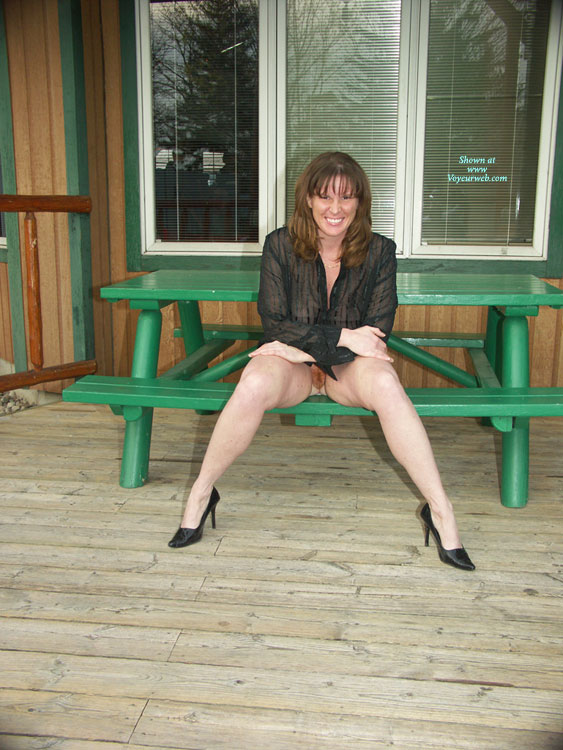 Pic #8 Lisajane Having Fun In Public
