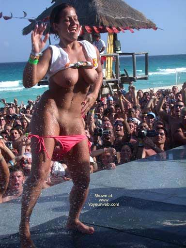Pic #5 - Spring Break 2003 Cancun