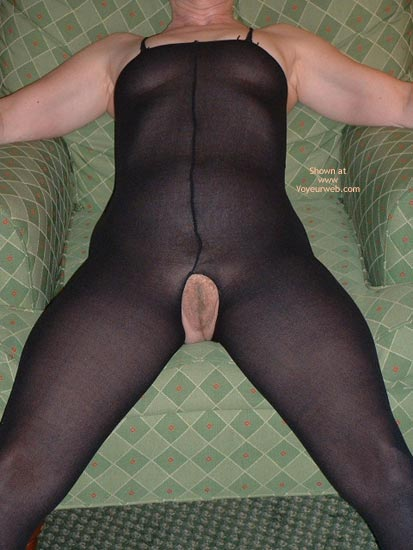 Pic #2 - 53 yo in Basic Black 2