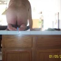 Mikey Shows Ass