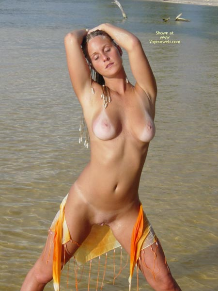 Pic #1 - Shaved Pussy - Shaved Pussy, Tan Lines, Beach Voyeur , Shaved Pussy, Tan Lines, Beach Scene