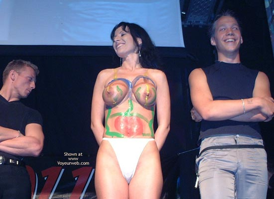 Pic #9 - Body Painting