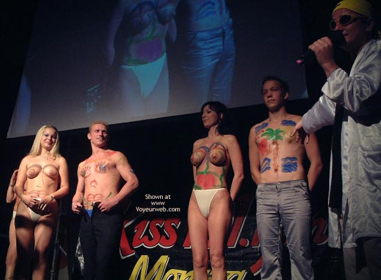 Pic #10 - Body Painting