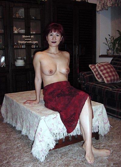 Pic #4 - 38 yo Hot Blooded Lady
