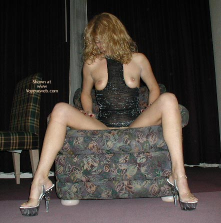 Pic #1 - *OC Blondie in a Chair