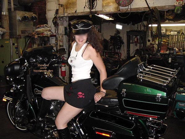 Pic #1 - Bostonhoney On Bike