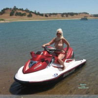 A Day Jet Skiing