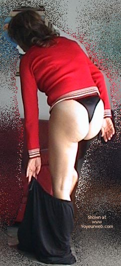 Pic #2 - My Wife's Striptease