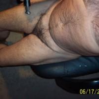 Mikey Shaves Bush