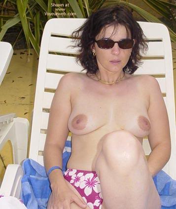 Pic #2 - Christine en Vacances