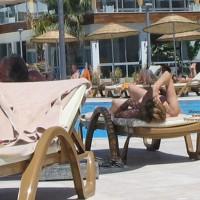 Pool Shots From Budrom Turkey