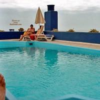 Voyeur Nude In Resort