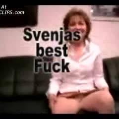 Svenjas Best Fuck
