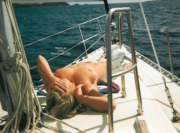 Pic #1 - Sailing Mermaid